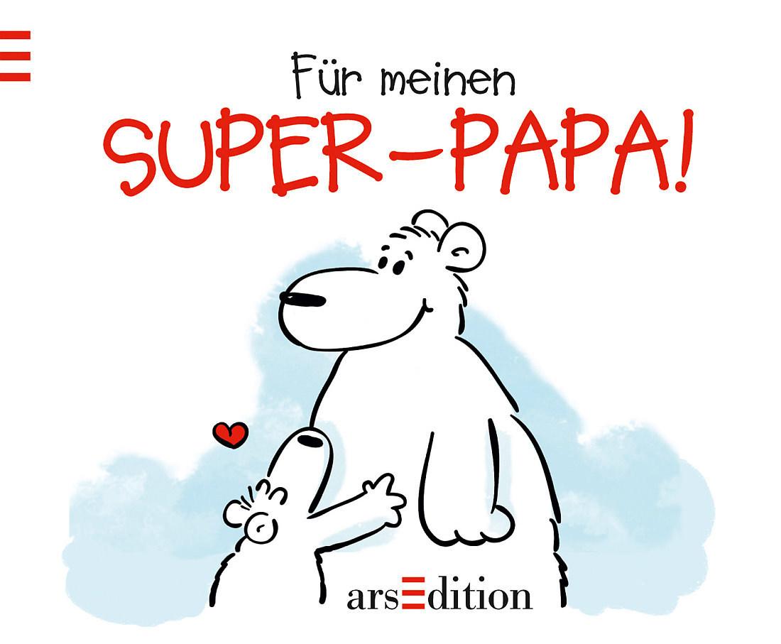 Fur Meinen Super Papa Geschenk Zum Vatertag