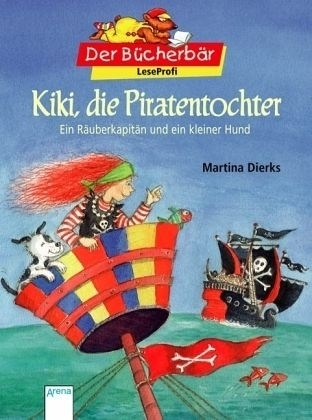 Bücherbär. Kiki die Piratentochter