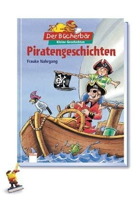 Bücherbär. Piratengeschichten