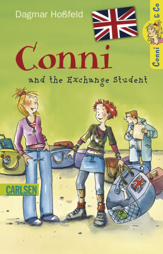 Conni and the Exchange Student Conni & Co.
