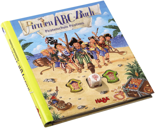 HABA Piraten ABC Buch Piratenschule Piratinos 5399