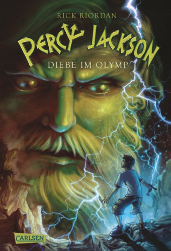 Percy Jackson Band 1 Diebe im Olymp