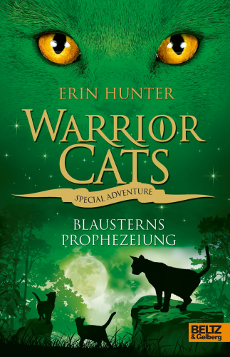 Warrior Cats Special Adventure Blausterns Prophezeiung