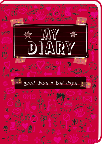 My Diary Good Days Bad Days Tagebuch