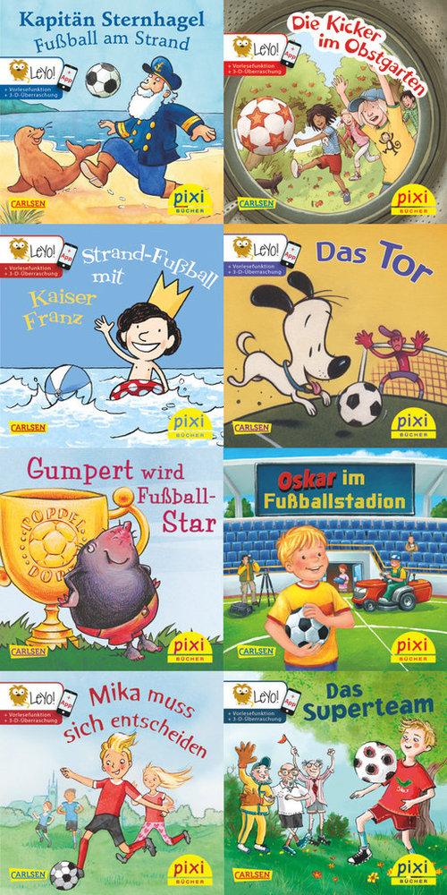Pixi Bucher Fussball Serie 237 Der Ball Ist Rund