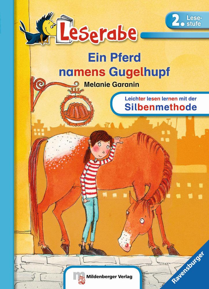 leserabe 2 lesestufe ein pferd namens gugelhupf