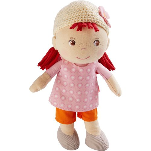 HABA 303151 Puppe Betty Stoffpuppe ab 6 Monate